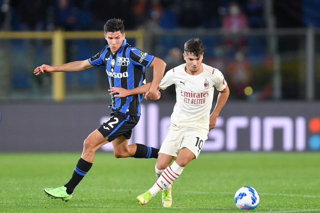 Hasil Liga Italia: Diawali Gol Kilat, AC Milan Iris Tipis Atalanta (1)