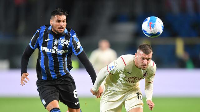 Hasil Liga Italia: Diawali Gol Kilat, AC Milan Iris Tipis Atalanta