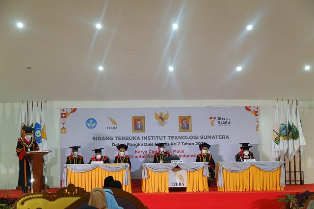 Presiden Jokowi Sebut Itera Berpeluang Besar Kembangkan Inovasi Pendidikan (300399)