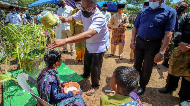 Menilik Tradisi Mandi Safar, Daya Tarik Kampung Terih di Batam (89505)