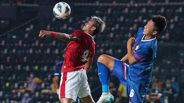 Live Streaming Taiwan vs Timnas Indonesia di Playoff Pra-Piala Asia 2023
