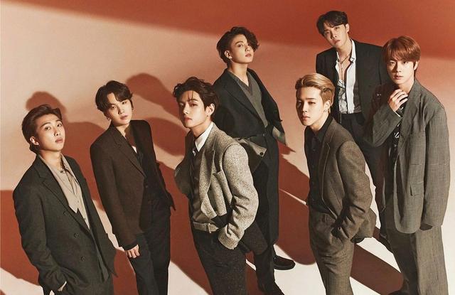 Zodiak Member BTS, Boy Band Korea Selatan Terlaris Masa Kini (53895)