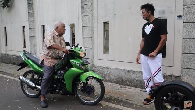 Baim Wong Dihujat soal Kakek Suhud: Saya Gak Pernah Minta Orang Suka sama Saya (2)