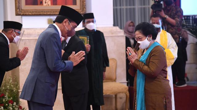 PDIP: Megawati Jadi Ketua Dewan Pengarah BRIN Sesuai Konstruksi Hukum (55425)