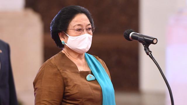PDIP: Megawati Jadi Ketua Dewan Pengarah BRIN Sesuai Konstruksi Hukum (55424)