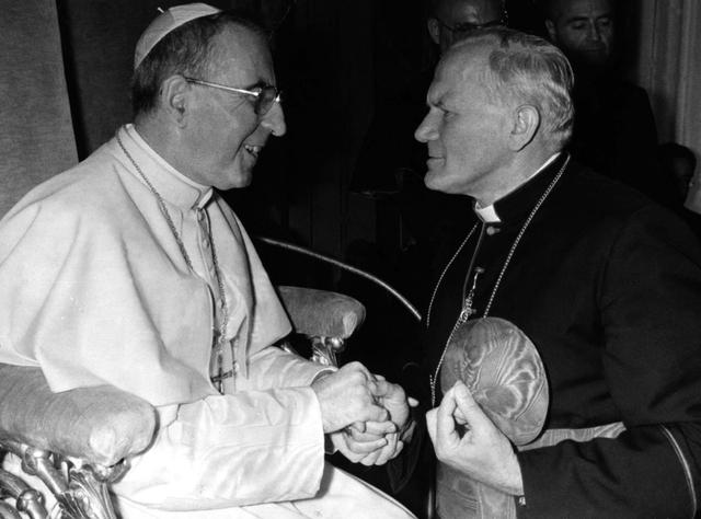 Profil Paus Yohanes Paulus I: The Smiling Pope yang Akan Jadi Santo Terbaru (701677)