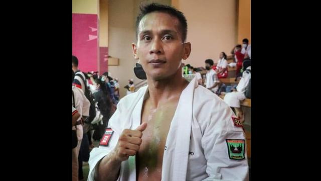 Pertarungan Terakhir Atlet Kempo Sumbar Hadiahkan Medali Emas di PON XX Papua (111275)