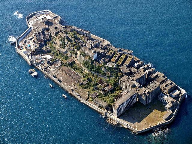 Kisah di Balik Hashima, Pulau Tak Berpenghuni yang Jadi Destinasi Wisata Horor (52617)