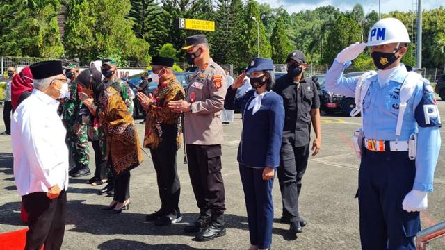 Kunjungi Papua Barat dan Papua, Ma'ruf Akan Pimpin Rakor dan Tutup PON XX (119425)