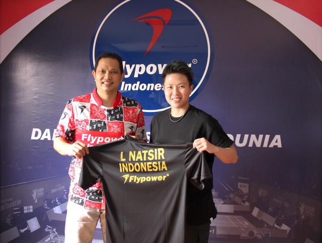 Gebrakan Bisnis Hariyanto Arbi, Gandeng Liliyana Natsir Jadi Duta Flypower (627133)