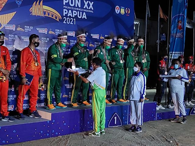 Atlet Kota Batu Jawara PON XX Banjir Bonus (734729)