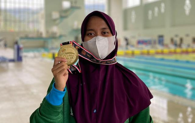 Atlet Kota Batu Jawara PON XX Banjir Bonus (734730)