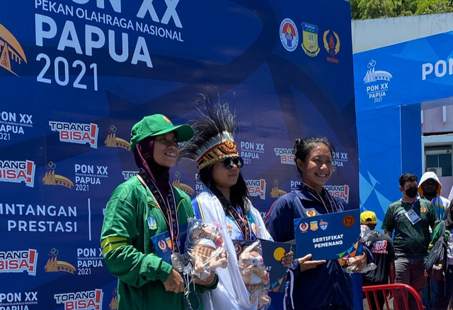 Atlet Kota Batu Jawara PON XX Banjir Bonus (734731)