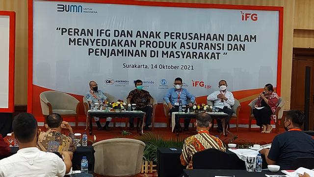 Komisi VI DPR Dorong Indonesia Financial Group Berperan dalam Pemulihan Ekonomi (822536)