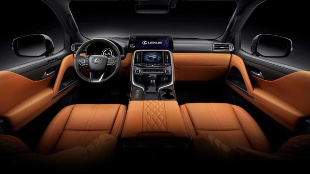 Lexus LX 600 Debut Global, Siap Meluncur di Indonesia Harga NJKB Rp 1,9 M (718367)