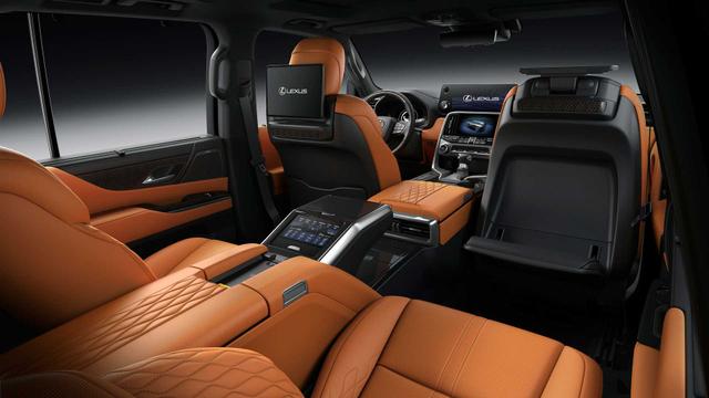 Lexus LX 600 Debut Global, Siap Meluncur di Indonesia Harga NJKB Rp 1,9 M (718368)