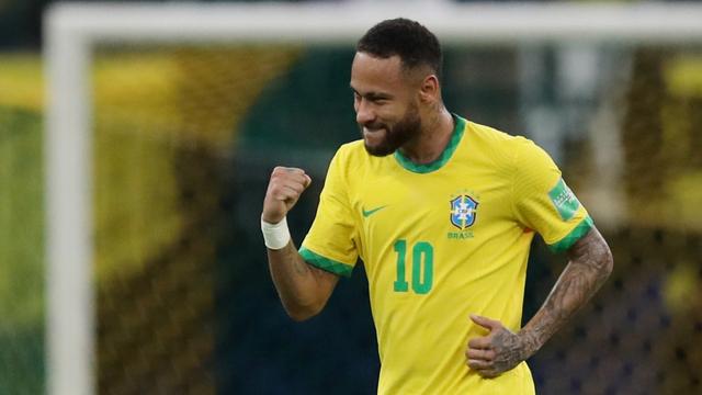 5 Bintang Brasil saat Pesta Gol ke Gawang Uruguay di Pra-Piala Dunia 2022 (161554)