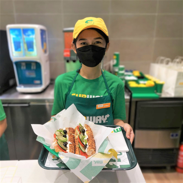 Hari Ini! Subway Resmi Buka Restoran Pertama di Townsquare Cilandak (166079)