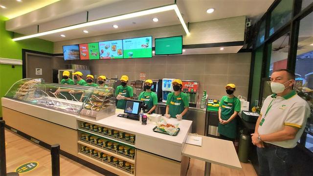 Hari Ini! Subway Resmi Buka Restoran Pertama di Townsquare Cilandak (166080)
