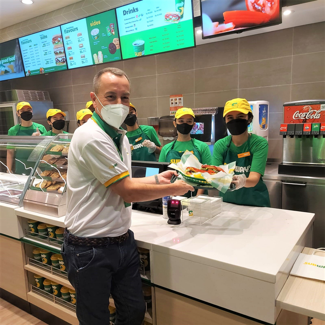 Hari Ini! Subway Resmi Buka Restoran Pertama di Townsquare Cilandak (166077)