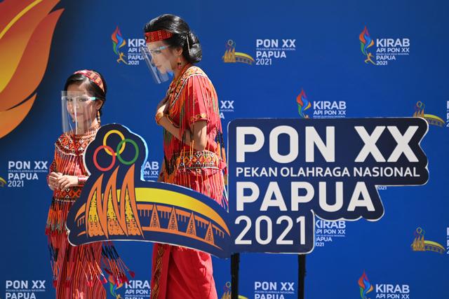 Bawa Pulang 8 Emas, Prestasi Kontingen Sumbar Menurun di PON XX Papua (46574)