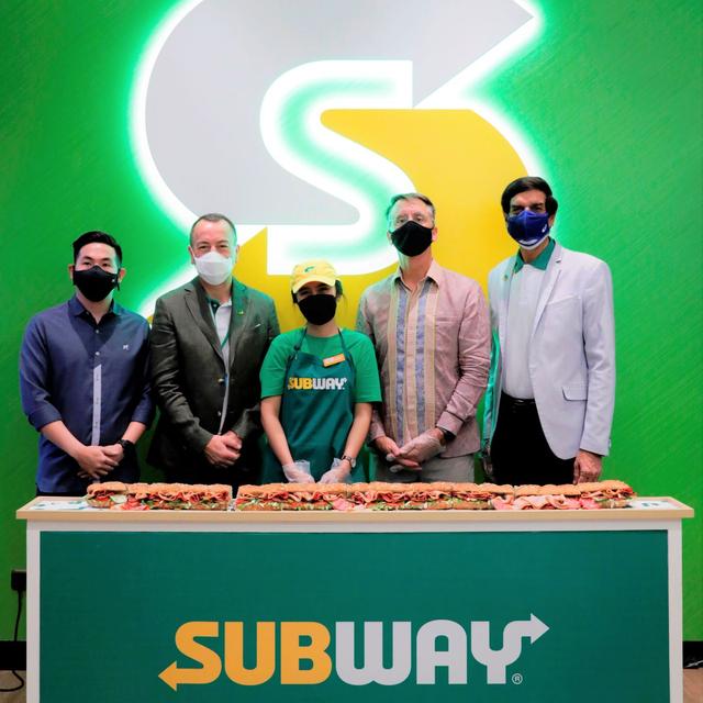 Hari Ini! Subway Resmi Buka Restoran Pertama di Townsquare Cilandak (166075)
