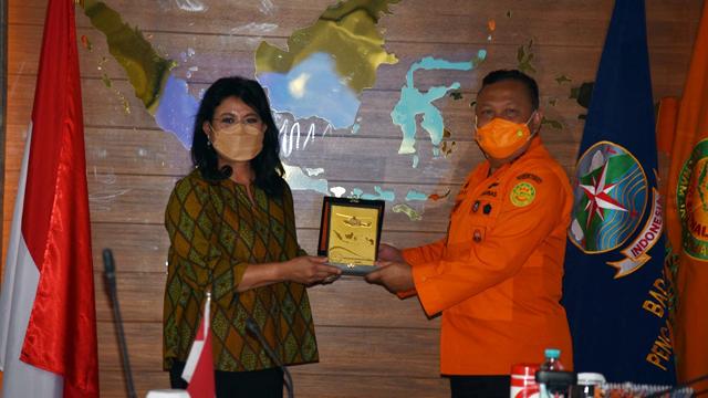 Bupati Kepulauan Sitaro Kunjungi Basarnas, Bicarakan Pembangunan Pos SAR (53726)