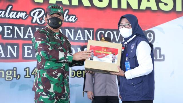 Panglima TNI: COVID-19 Sudah Turun, Kita Patut Bersyukur tapi Tetap Waspada (53379)
