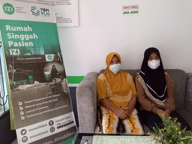 Rela Resign Demi Mengantar Ibu Berobat, RSP YBM PLN IZI Sumut Bantu Bu Jumilah (55056)