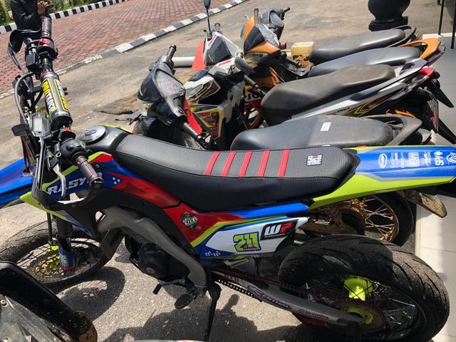 Merantau dari Jawa, Anak 16 Tahun Curi 6 Motor di Sintang (62711)