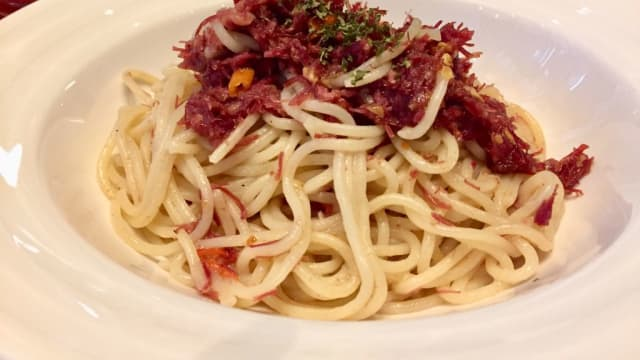 Resep Spaghetti Aglio Olio Ide Makan Siang Enak Ala Restoran Kumparan Com