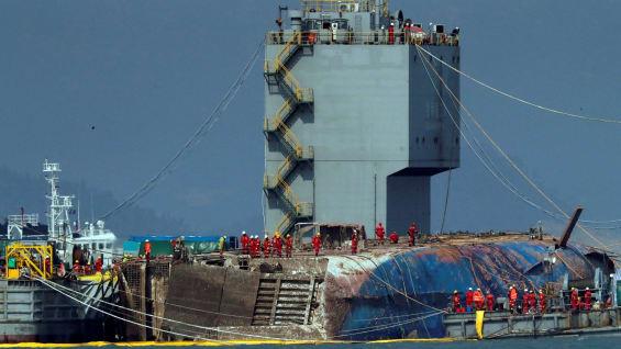Kapal Feri Sewol: Berita Kapal Feri Sewol Terbaru Dan