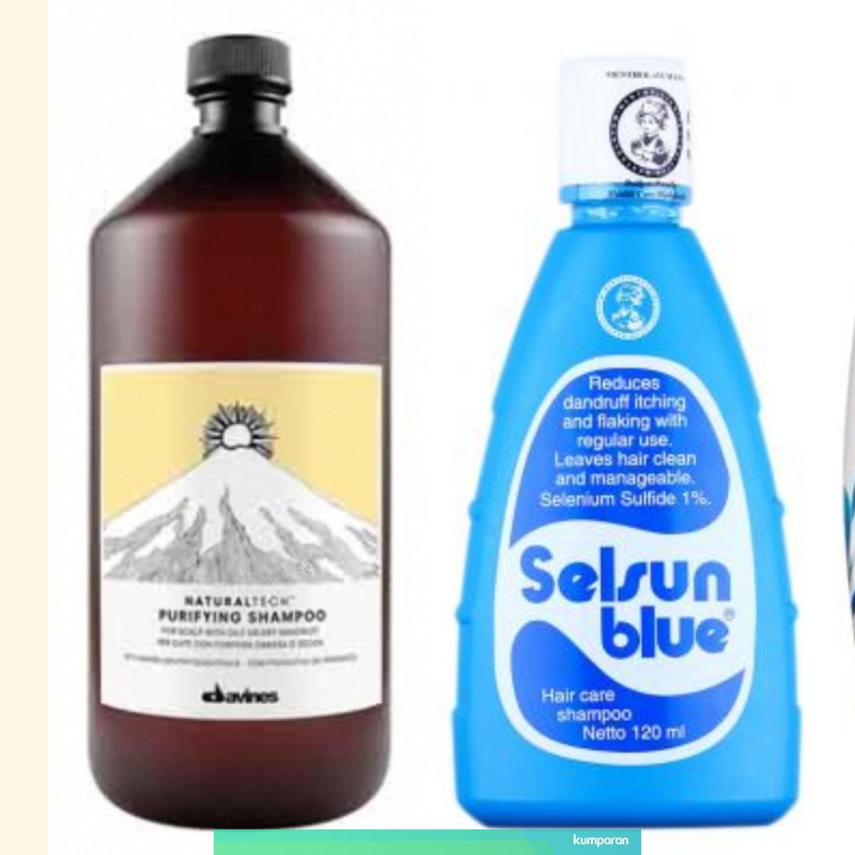 Rekomendasi Kumparan 9 Sampo Yang Ampuh Atasi Rambut Berketombe Kumparan Com
