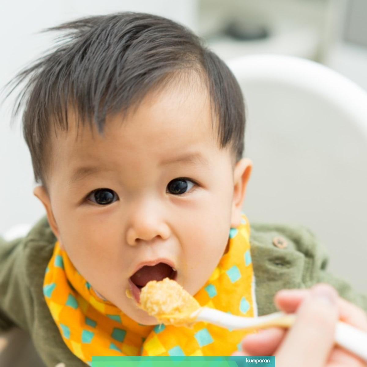 Aturan Pemberian Mpasi 4 Bintang Untuk Bayi Kumparan Com