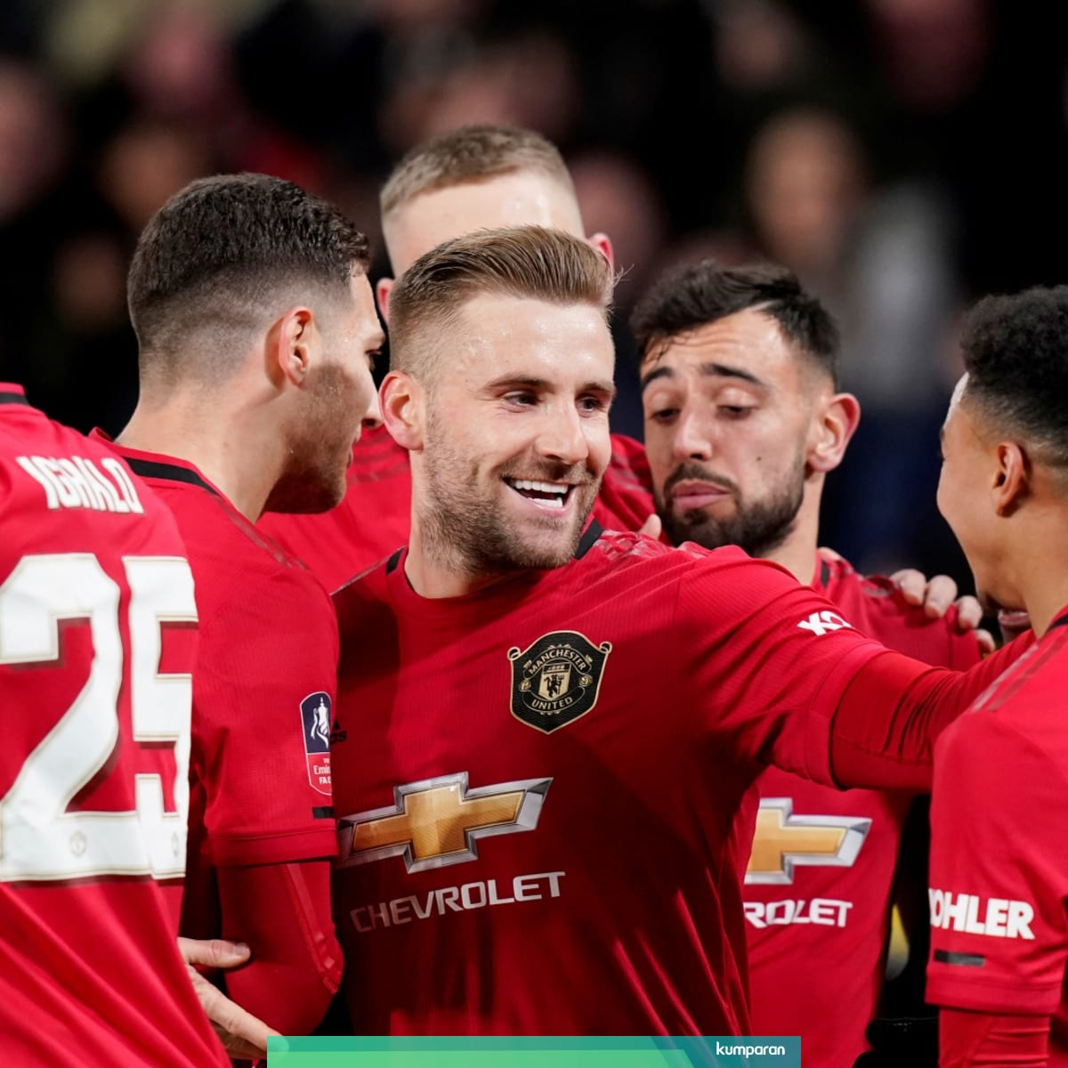 Cara Supaya Pemain Manchester United Enggak Stres Ajak