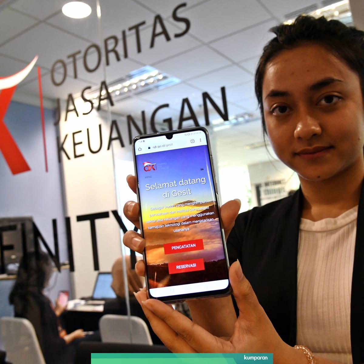 Ojk Blokir 2 536 Pinjaman Online Ilegal Terbaru Aplikasi Koperasi