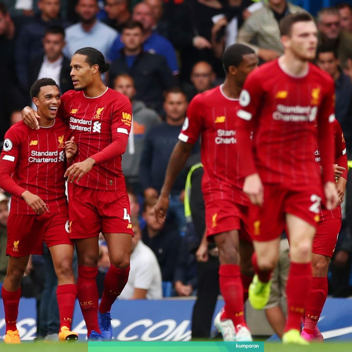 Liverpool Songsong Piala Dunia Antarklub Dengan Semangat