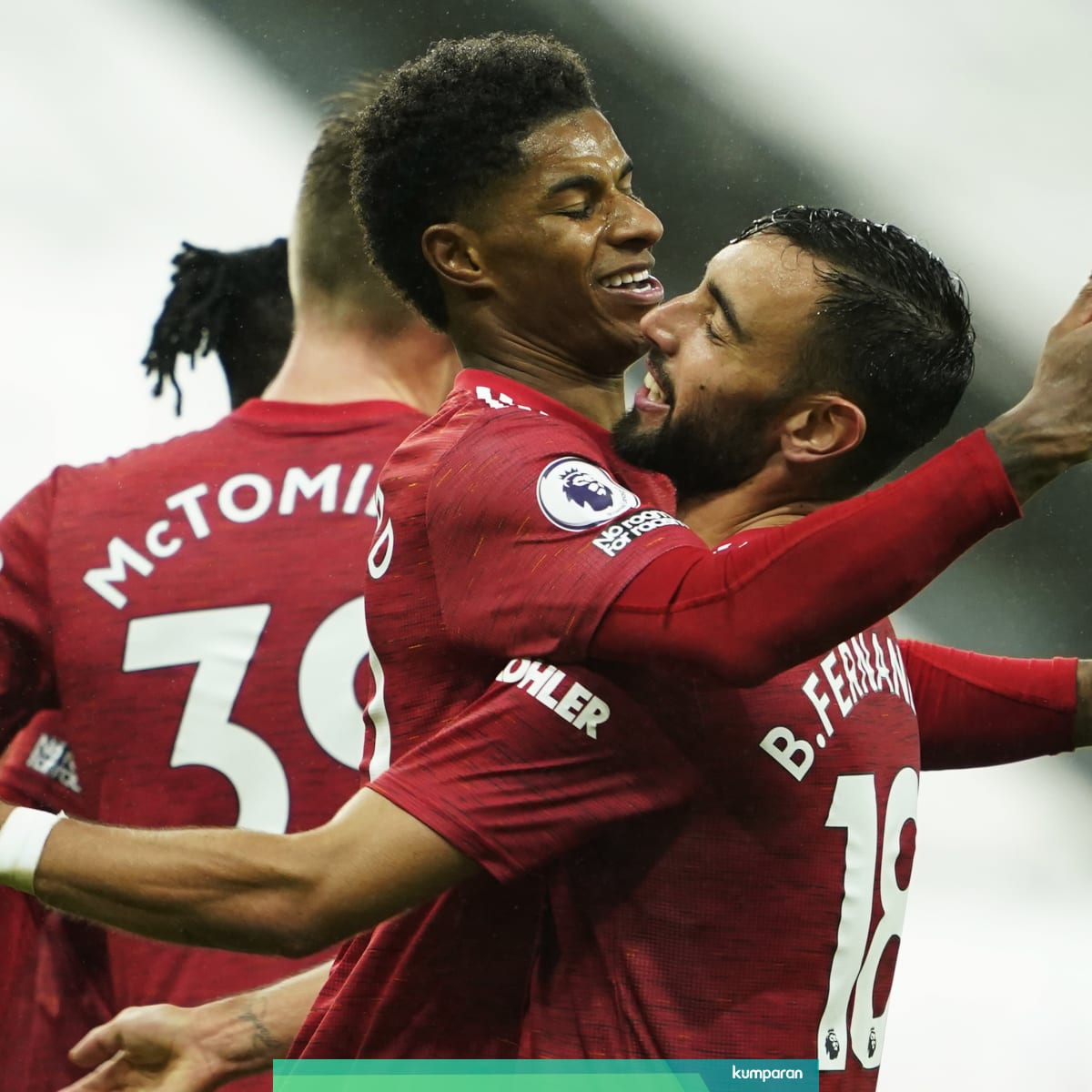 Live Streaming Everton Vs Manchester United Di Liga Inggris Kumparan Com
