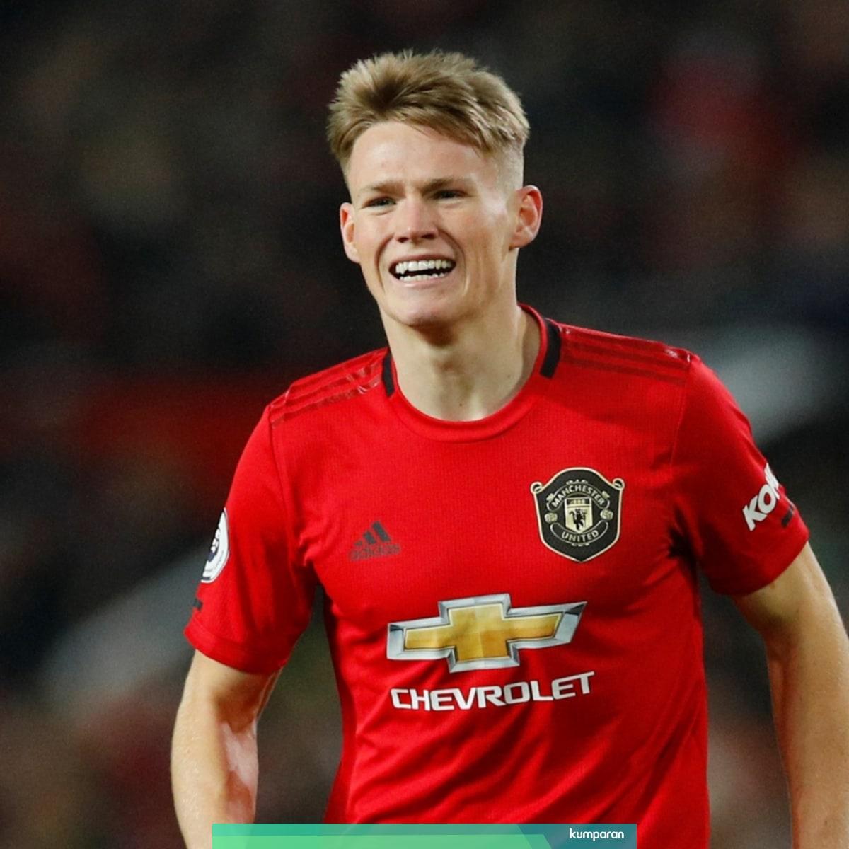 Nemanja Matic McTominay Bisa Jadi Legenda Manchester United