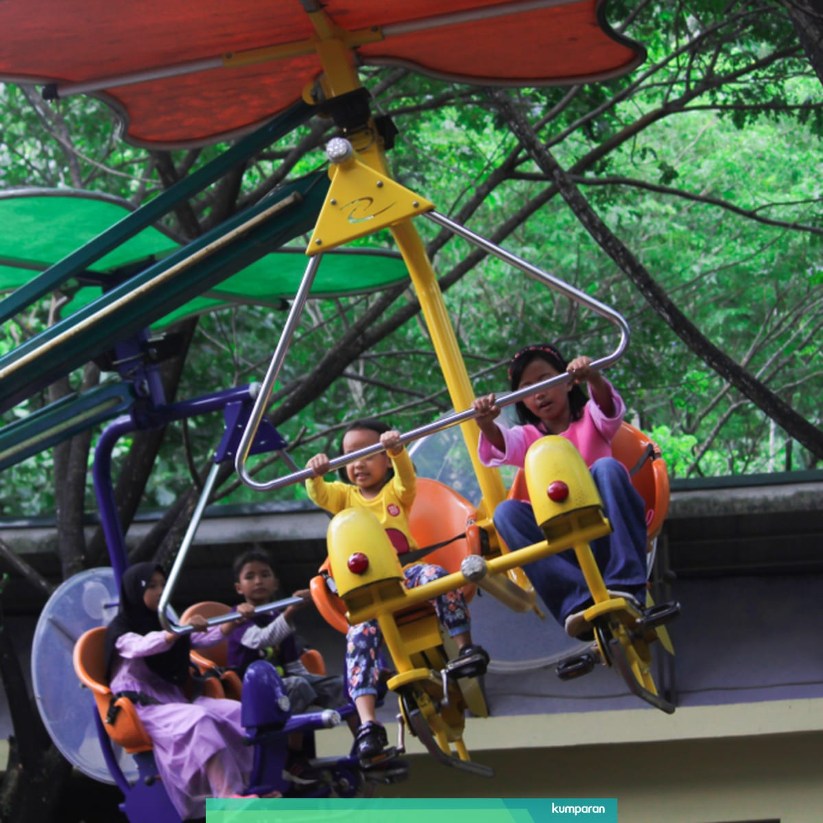 8 Tempat Rekreasi Ramah Anak di Indonesia untuk Liburan Akhir