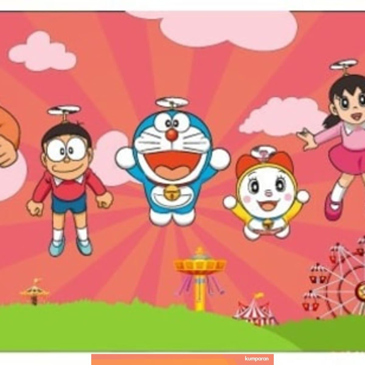 Kata Kata Bijak Kartun Doraemon Yang Penuh Makna Kumparan Com