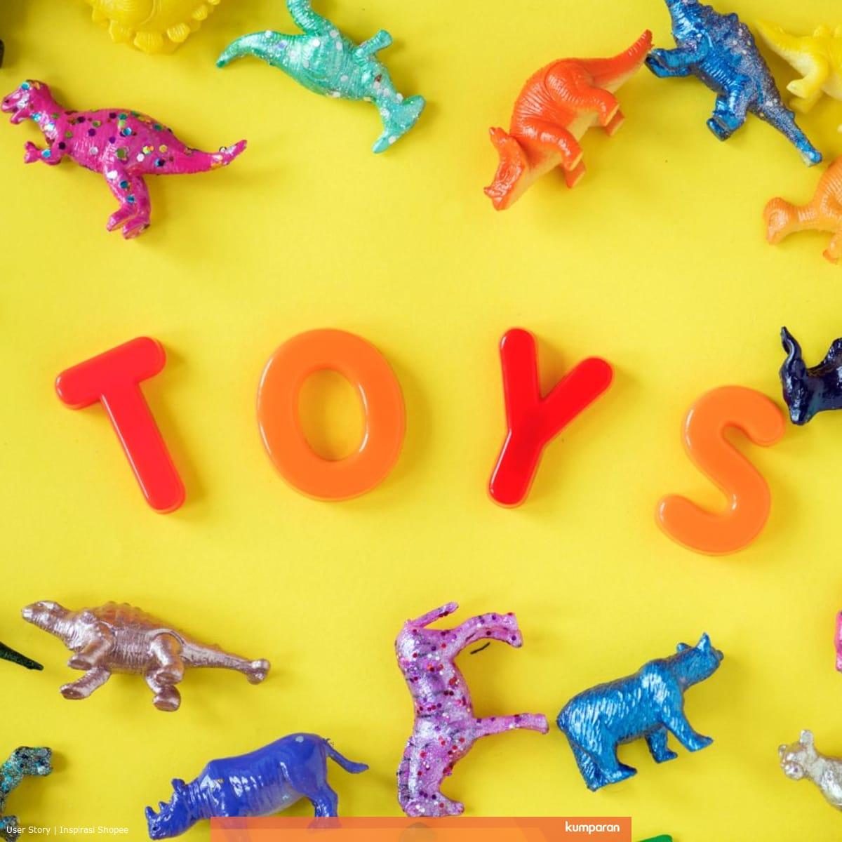 5 Mainan Paling Viral Sepanjang Tahun 2018 Masih Punya