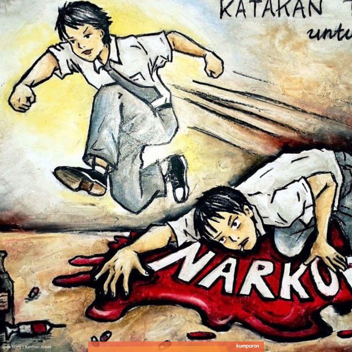 Gambar Ilustrasi Stop Narkoba Peran Sekolah Dalam Gerakan Anti Narkoba Kumparan Com