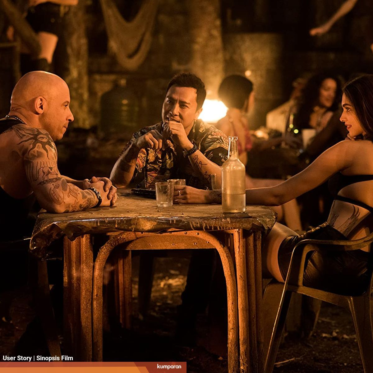 Sinopsis Film Xxx Return Of Xander Cage Tayang Malam Ini Di Bioskop Trans Tv Kumparan Com