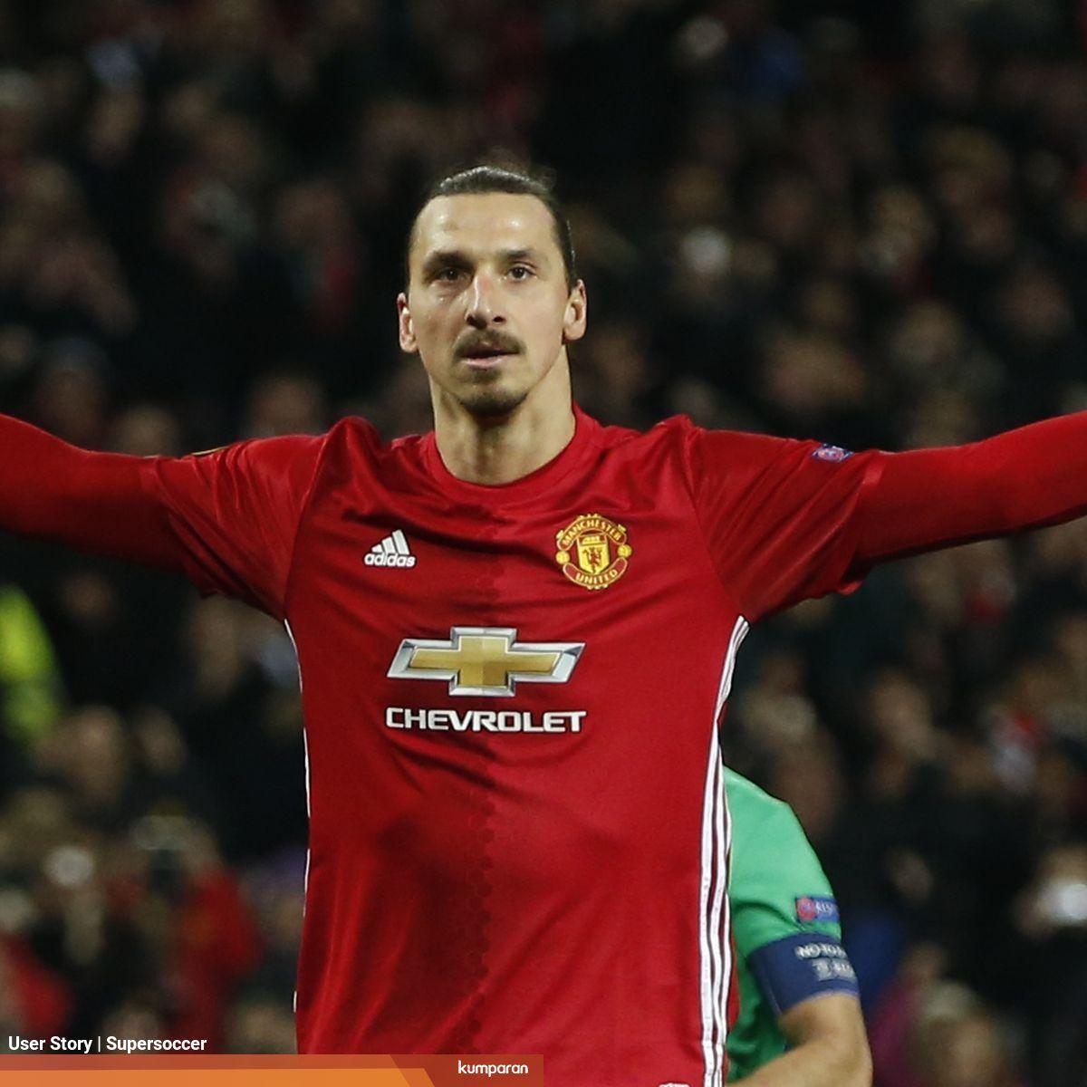 Luke Shaw Manchester United Butuh Sosok Edan Kayak Zlatan
