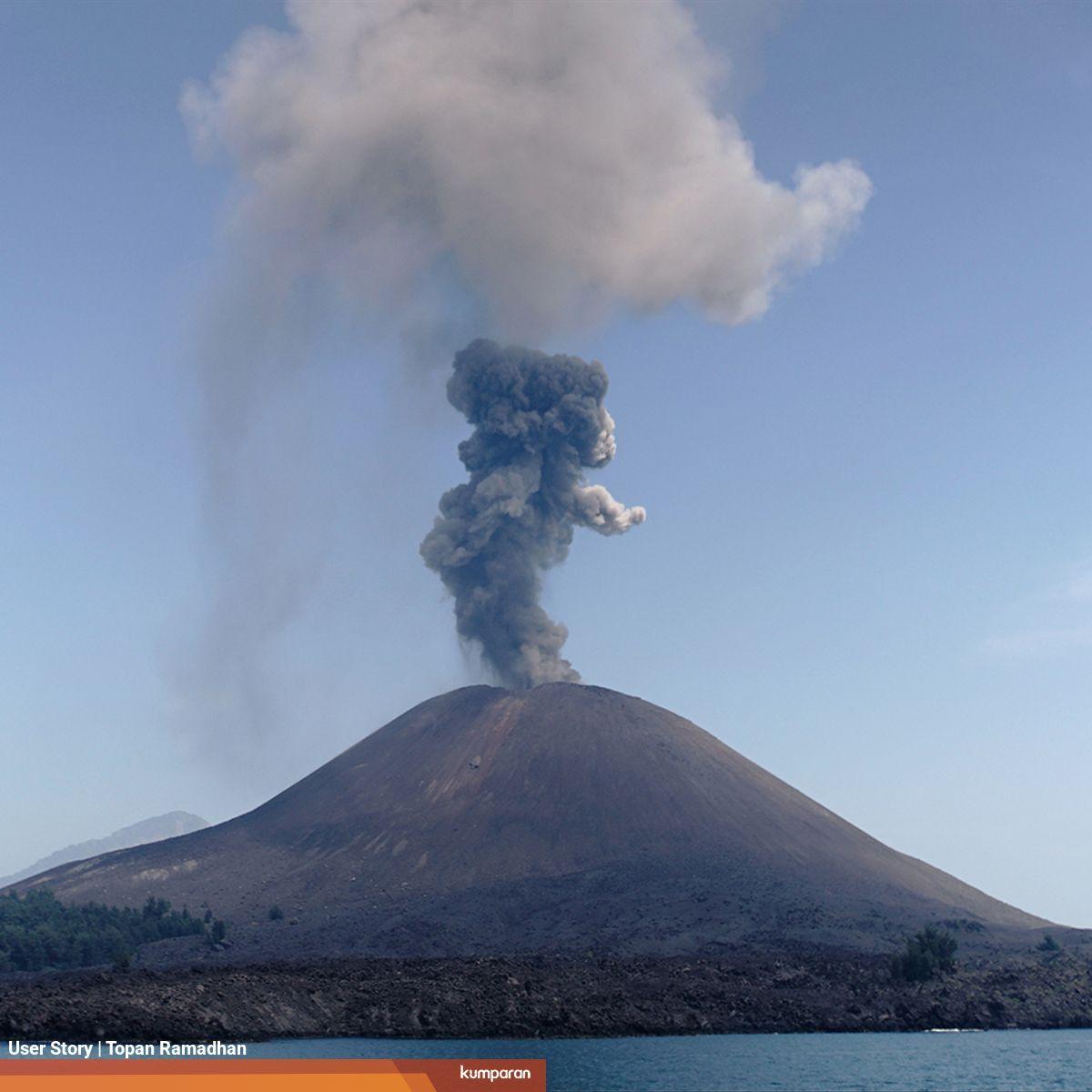 Waspada 5 Gunung Api Di Jawa Berstatus Level Ii Kumparan Com