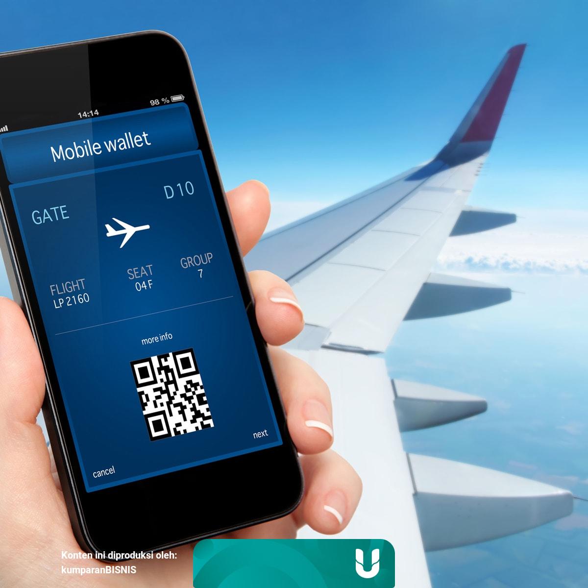 Harga Tiket Pesawat Berangsur Turun Kumparan Com