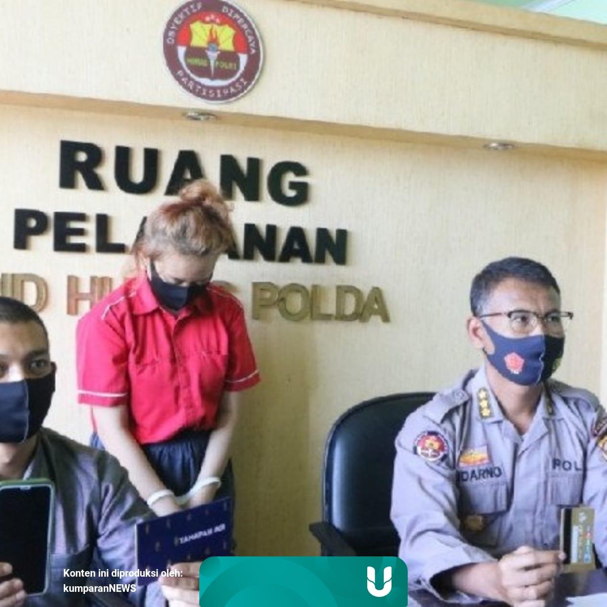 Selebgram Di Bengkulu Ditangkap Polisi Karena Promosikan Judi Online Kumparan Com