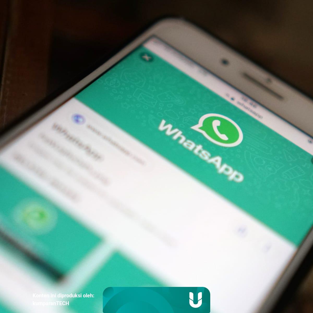 Begini Cara Pakai 2 Akun Whatsapp Dalam 1 Hp Android Kumparan Com