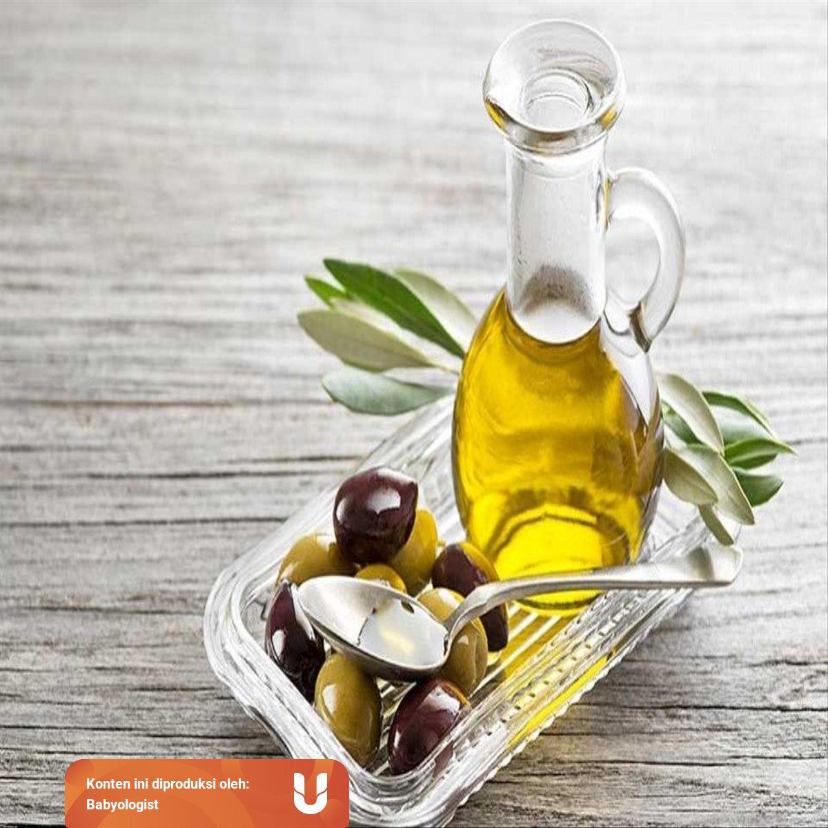 Minyak Zaitun Obat Alami Solusi Mudah Biang Keringat Kumparan Com